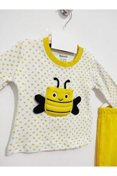Miniworld 2li Bebek Sarı Çocuk Takım
