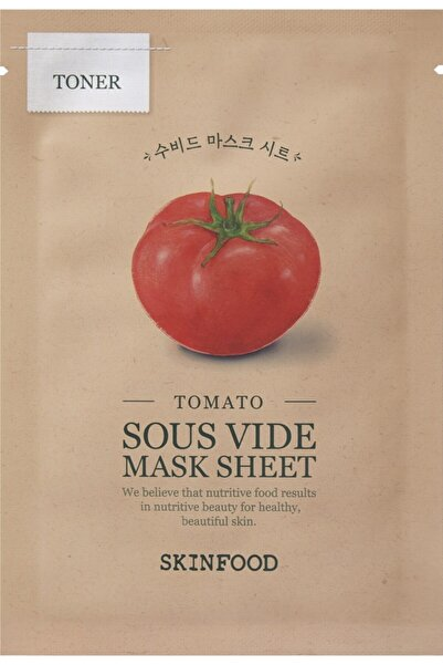 Skinfood Tomato Sous Vide Mask Sheet