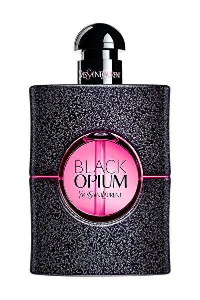 Yves Saint Laurent Black Opium Neon Edp 75 ml Kadın Parfüm 3614272824973