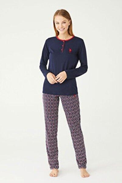 U.s Polo Assn. Bayan Pijama Takımı 16389