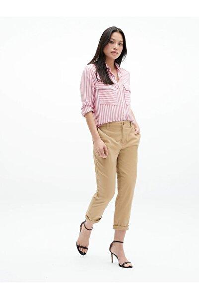 GAP Kadın Kahverengi Pantolon