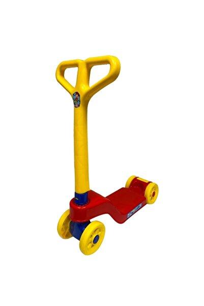 MGS OYUNCAK Kırmızı Ride On Scooter