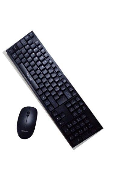 Piranha 2335 Kablosuz Klavye Mouse Set
