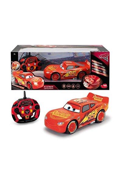 Simba Disney Cars 3 Feature Şimşek McQueen 1:16 Uzaktan Kumandalı Araba