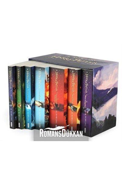 Yapı Kredi Yayınları Harry Potter Özel Kutulu Set-7 Kitap Takım