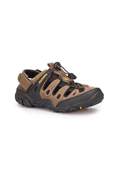 Dockers Erkek Kahverengi Confort Casual Trend Tarz Spor Anatomik Sandalet