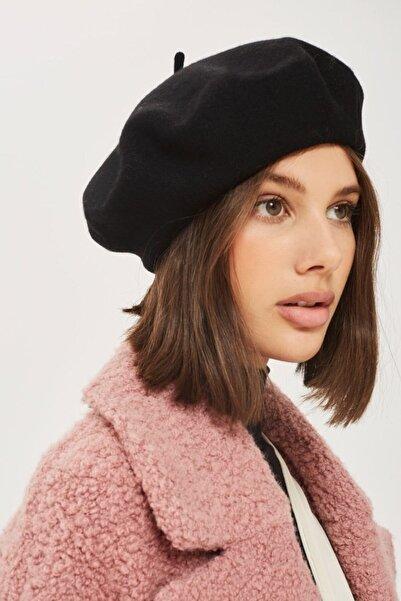 Cosmo Kadın Siyah Ressam Beresi Fransız Şapka