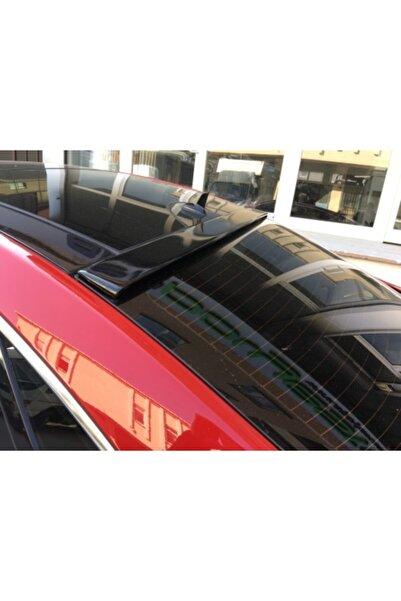 MERCEDES W207 (e Coupe) Cam Üstü Spoyler Spoiler