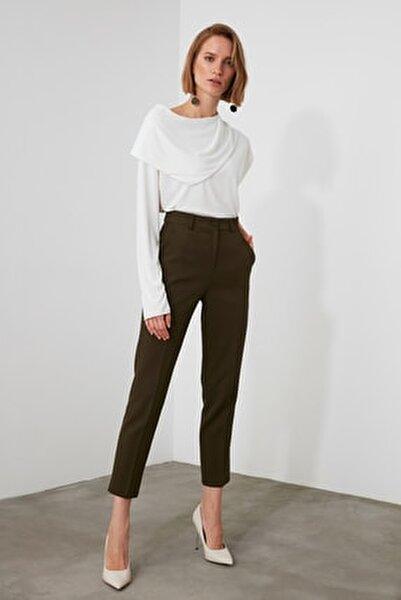 Haki Basic Pantolon TWOSS19ST0038