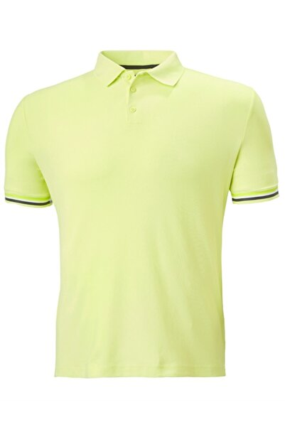 Helly Hansen Erkek Sarı T-Shirt