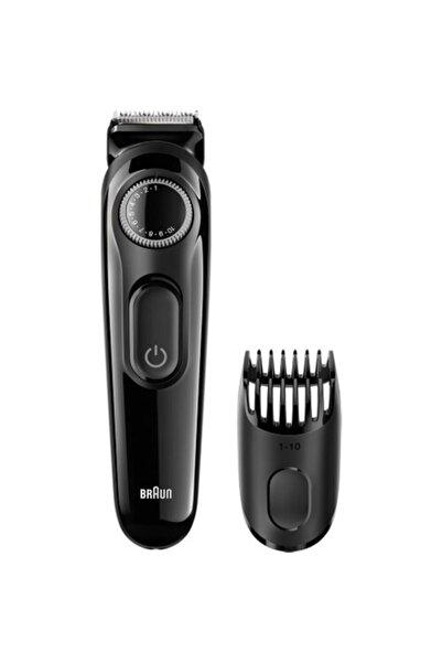 Braun Series 3 Bt3020 Sakal Tıraş Ve Şekillendirme Sistemi, Uzunluk Dereceli, Siyah