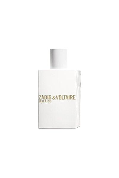 Zadig&Voltaire Zadig Voltaire Just Rock! Edp 50 Ml Kadın Parfümü
