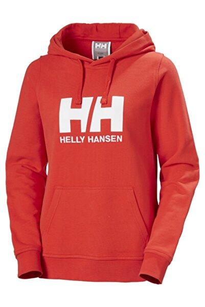 Helly Hansen Kadın Kırmızı Spor Sweatshirt
