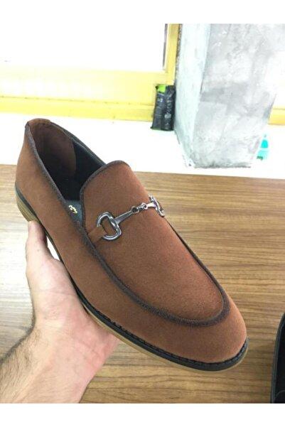 AYYILDIZ Erkek Kahverengi Klasik Ayakkabı