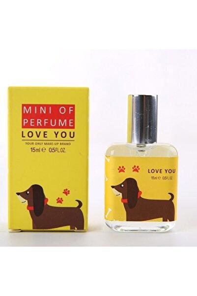 YOYOSO Hello Dog Sarı Mini Parfüm