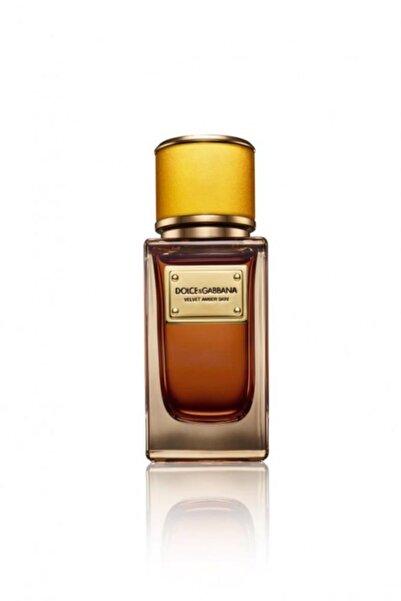 Dolce Gabbana Velvet Amber Skin Edp 50 Ml Kadın Parfümü