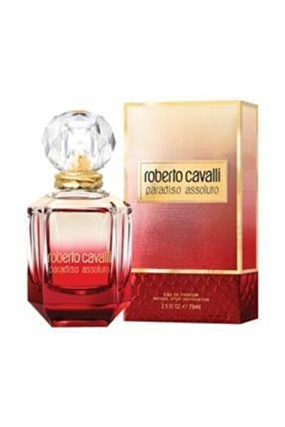 Roberto Cavalli Paradiso Assoluto Edp 75 Ml Kadın Parfümü