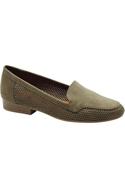 Graceland Kadın  Yeşil Loafer Ayakkabı