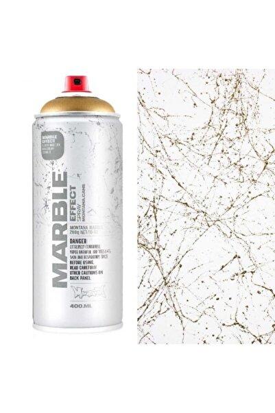 MONTANA Marble Effect Mermer Efekti Sprey Boya Gold 400 ml