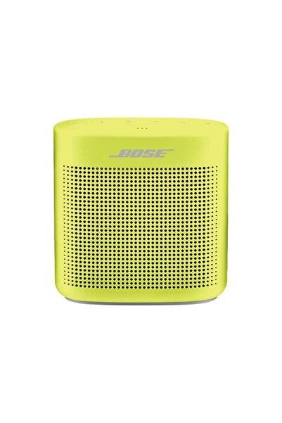 Bose Sound Link Color 2 Bluetooth Hoparlör Sarı