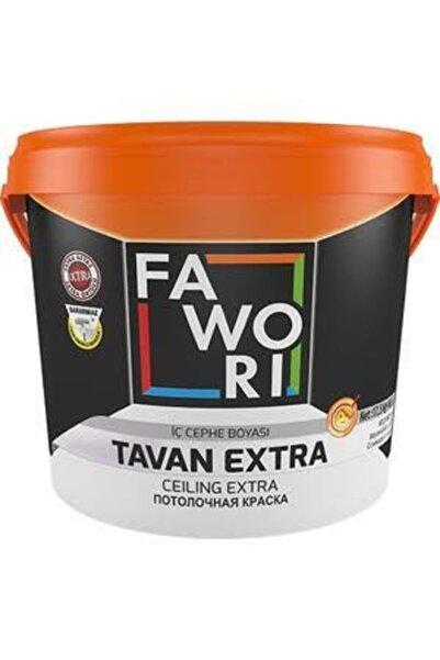 Fawori Extra Tavan Boyası - Beyaz -- 17,5 Kg