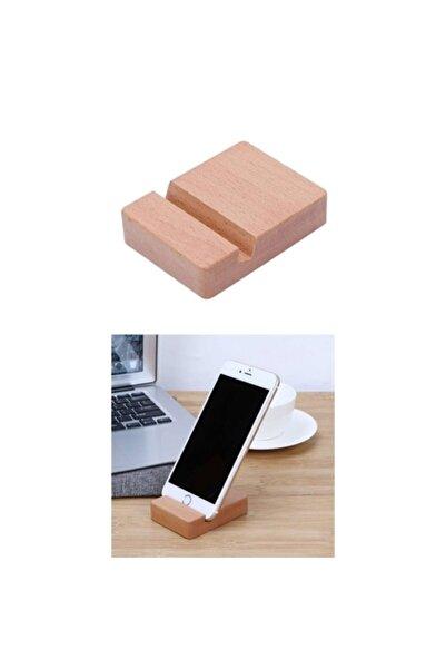 Transformacion Ahşap Cep Telefonu Ve Tablet Standı