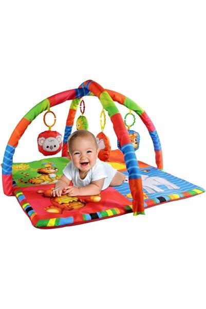 Babymol Oyuncaklı Oyun Minderi