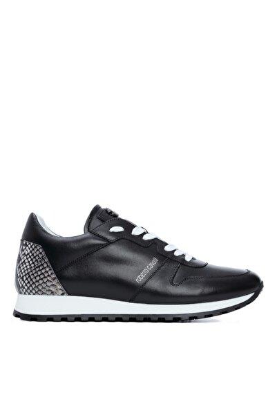 Roberto Cavalli Erkek Deri Sneakers & Spor Ayakkabı 780 10729 Erk Ayk Y21