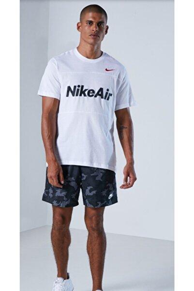 Nike Erkek Kamuflaj Şort Deniz Şortu