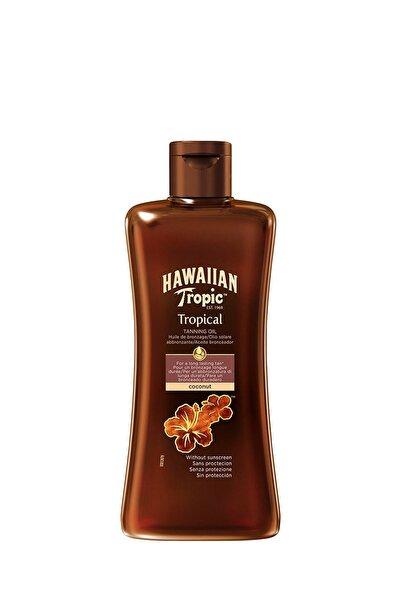 Hawaiian Tropic Bronzlaştırıcı Yağ 200 ml 5099821001070