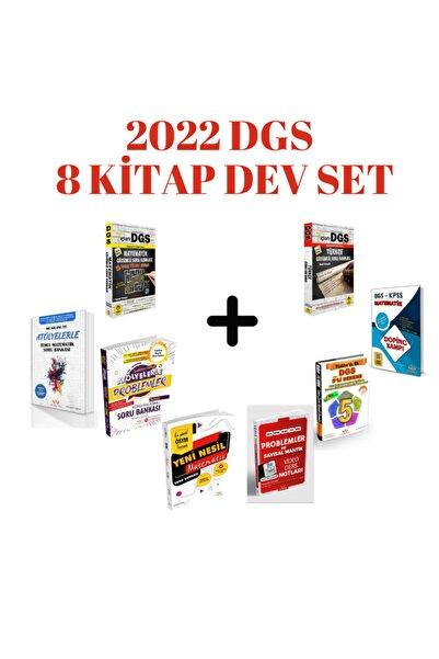 Tasarı Yayıncılık 2022 Dgs 8 Kitap Dev Set Atc Akademi Tasarı Yayınları 7 Kitap Matematik Türkçe Soru Bankası
