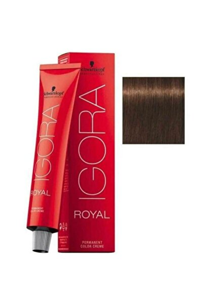 Igora Royal Saç Boyası 5-57 Açık Kahverengi Altın Bakır 60 ml