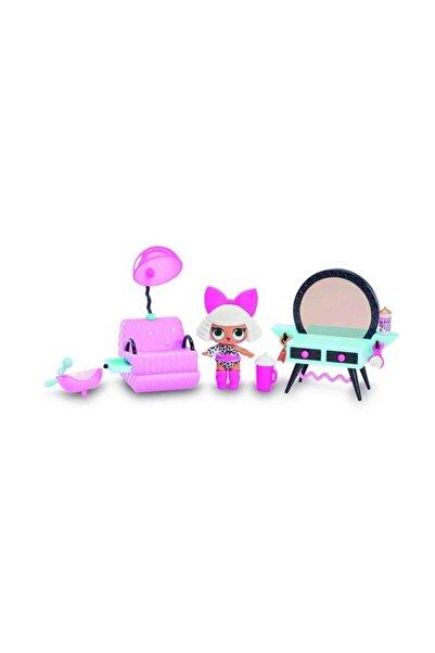LOL Bebek Ve Mobilya Oyun Seti Beauty Salon