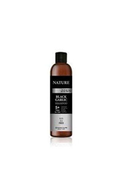 Huncalife Nature Siyah Sarımsaklı Şampuan 350 ml