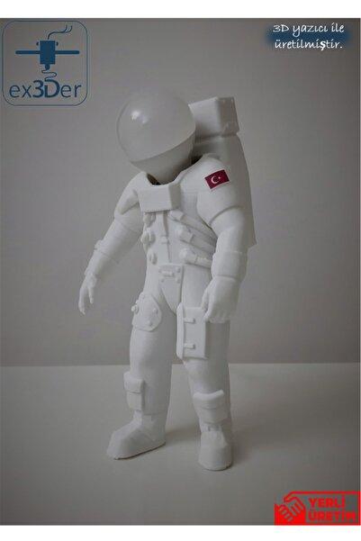 ex3der Dekoratif Astronot Lamba