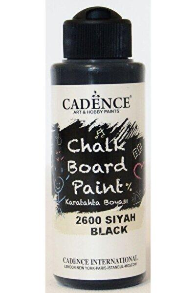 Cadence 2600 Siyah Kara Tahta Boyası