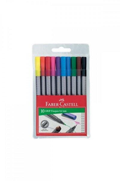 Faber Castell Grip Finepen Keçe Uçlu Kalem 0.4 Mm 37.05.079.062