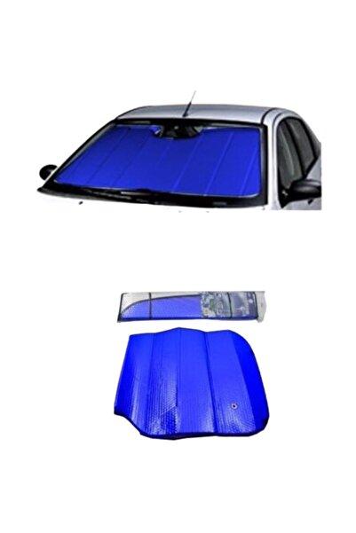 Carub Mavi Aliminyum Cam Güneşliği