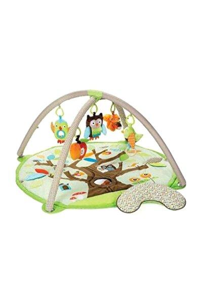 Sozzy Toys Mutlu Bebek Eğitici Oyun Halısı