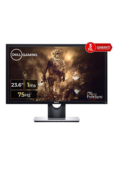 Dell Se2417hgx 23.6'' 75 Hz 1 Ms (HDMI VGA) Freesync Full Hd Gaming Monitör