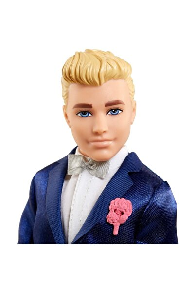 Barbie Ken Damat Bebek GTF36