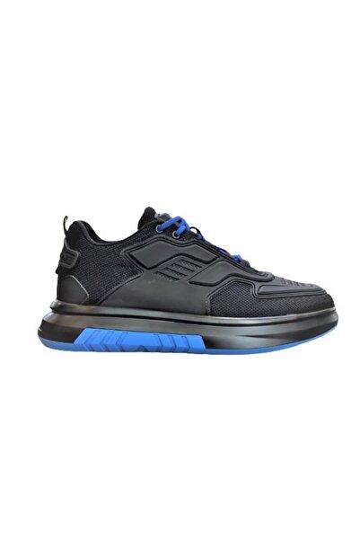 MARCOMEN Hasan Şebay 13371 Esnek Taban Comfort Günlük Sneakers Erkek Deri Spor Ayakkabı