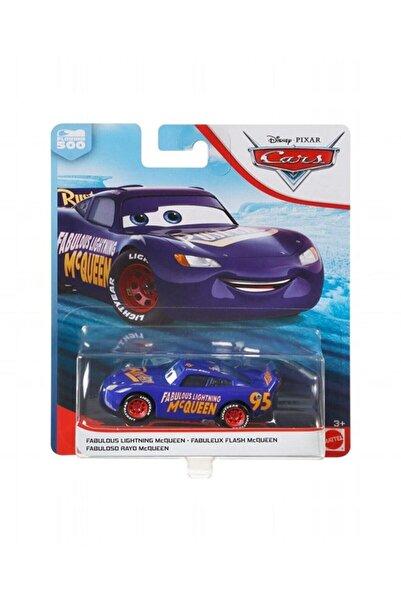 CARS Disney Fabulous Lightnin Mcqueen Mavi Şimşek Mcqueen Dxv29 - Gxg46 Orjinal Figür