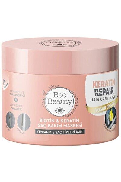 Bee Beauty Biotin Keratin Saç Bakım Maskesi 300 ml