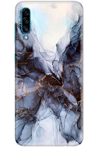 Samsung Galaxy A70 Kılıf Silikon Baskılı Desenli Arka Kapak