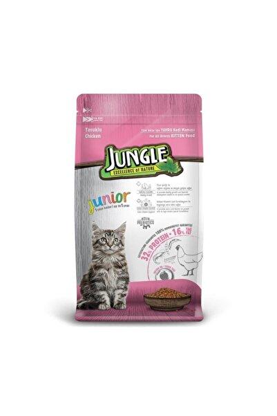 Jungle 15 Kg Yavru Kedi Maması Tavuklu