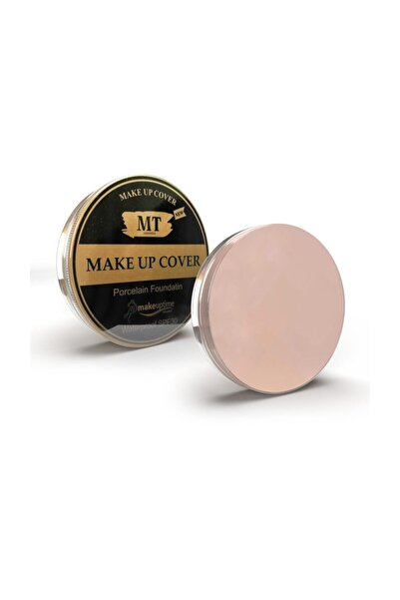 Makeuptime Make Up Cover Porselen Fondöten Kapatıcı 9