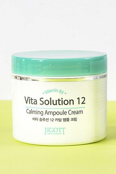 Jigott Akneli Ciltlere Özel Onarıcı, Yatıştırıcı, Yenileyici Ve Nemlendirici Vitamin B5 Ampul Krem 100 Ml