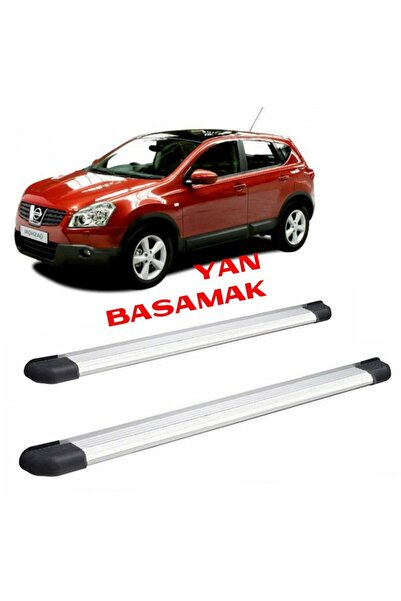 Dicle Nissan Qashqai Yan Basamak 2010 2011 2012 2013 2014