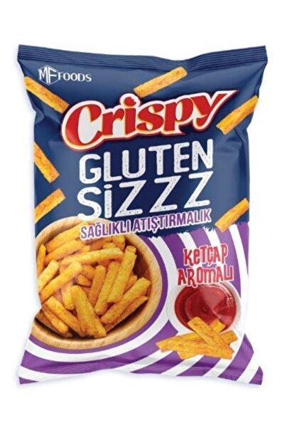 MF food Crispy Glutensiz Ketçap Aromalı Mısır Cips